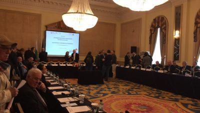 "Кръгла маса ""Конкурентноспособна и просперираща българска икономика"""