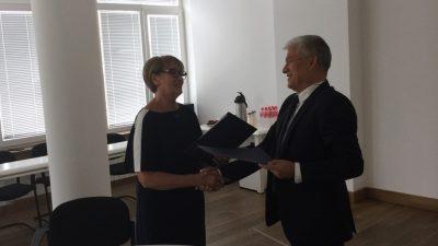 Подписан e Меморандум за сътрудничество межу БАЧУ и НБУ и едногодишен план за неговото изпълнение