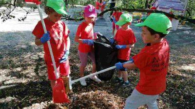 Да почистим България заедно