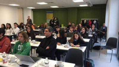 """Участие в среща за възможността за включване в програма """"Образование с наука"""" на МОН и БАН"""