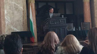 """Национална конференция МОН и СУ """"Св. Климент Охридски"""" – """"Продължаващата квалификация на учителите и качеството …"""
